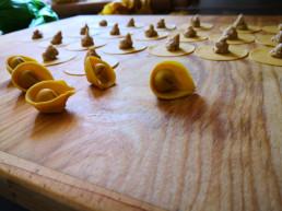 tortellini La Vecchia Posta Bagno Vignoni