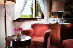 Camera Deluxe - Hotel Osteria dell'Orcia