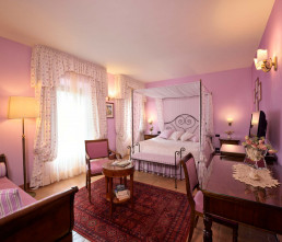 Camera Junior Suite - Hotel Osteria dell'Orcia