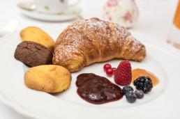 La prima colazione - Hotel Osteria dell'Orcia